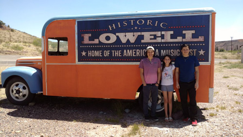 Historic Loweel Truck resized