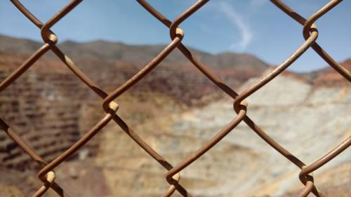 Lavender Pit Fence resized