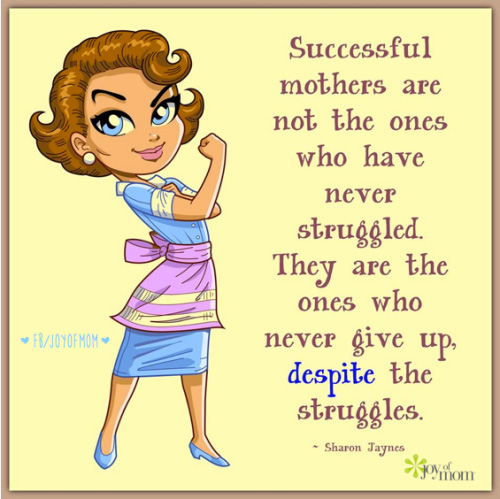 successful-mothers